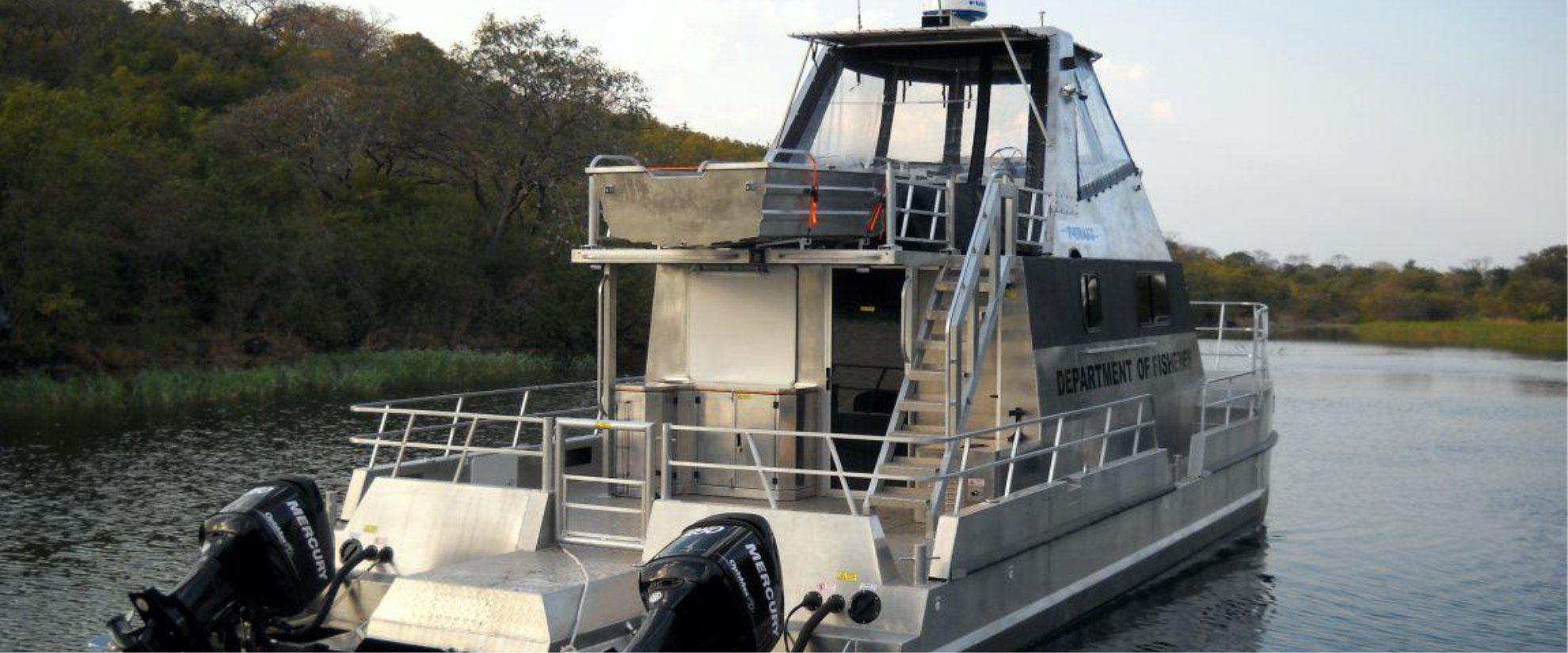 14.5m Research Workboat